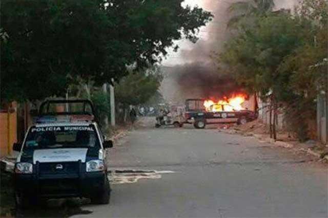 Patrulla de Tehuantepec mata a mototaxista y se desata batalla campal