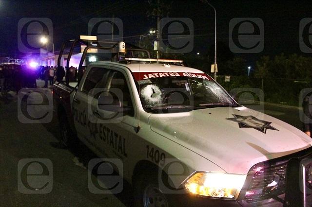 Patrulla atropella y mata a repartidor en Totimehuacán
