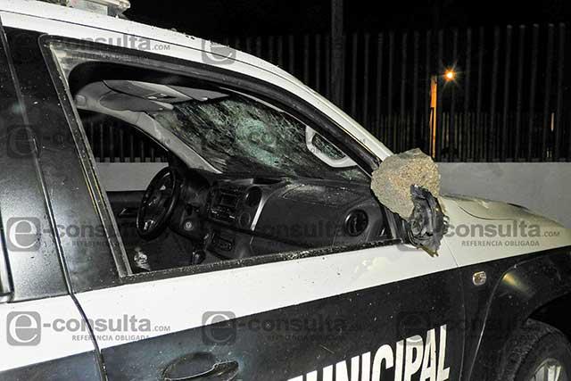 Por robar agua, intentan linchar a un joven en Puebla