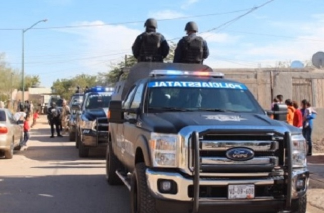 Policías de Sonora matan en enfrentamiento a 3 sicarios adolescentes