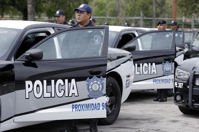 Siempre no comprarán, sino que rentarán mil patrullas en Puebla