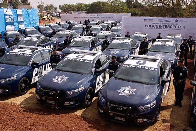 Gasto en patrullas municipales alcanza 57 mdp en tres años