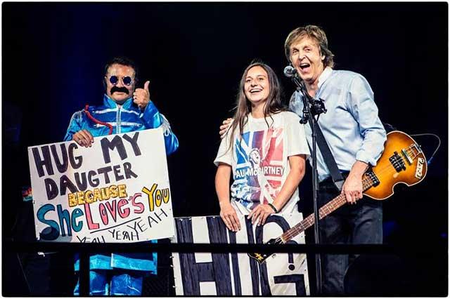 McCartney bromea con rumor de fuga de El Chapo