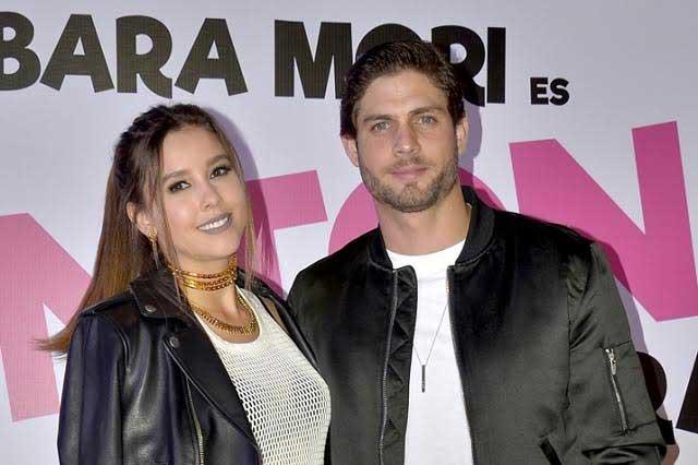 Paulina Goto dice estar feliz y no habla de Horacio Pancheri