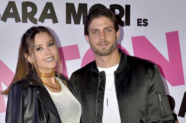 Paulina Goto y Horacio Pancheri habrían puesto fin a su romance