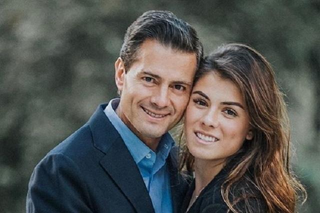¿Hija de Peña Nieto le mandó indirecta a Angélica Rivera?