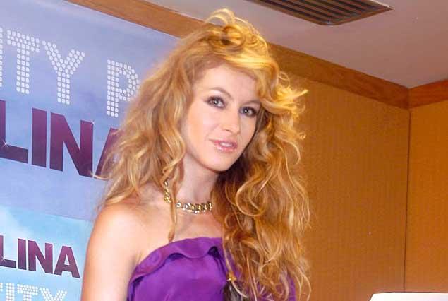 Paulina Rubio se olvida de Timbiriche y se une a los 90's Pop Tour