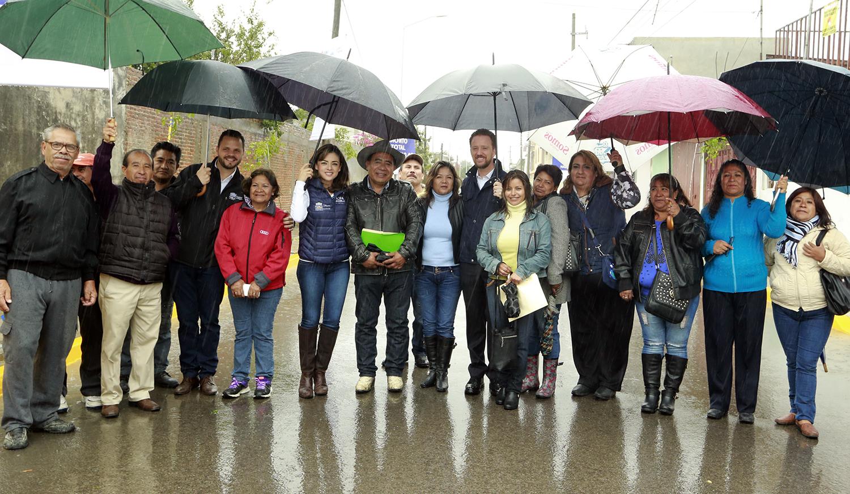 Gobierno municipal de Puebla mejora movilidad en el nororiente