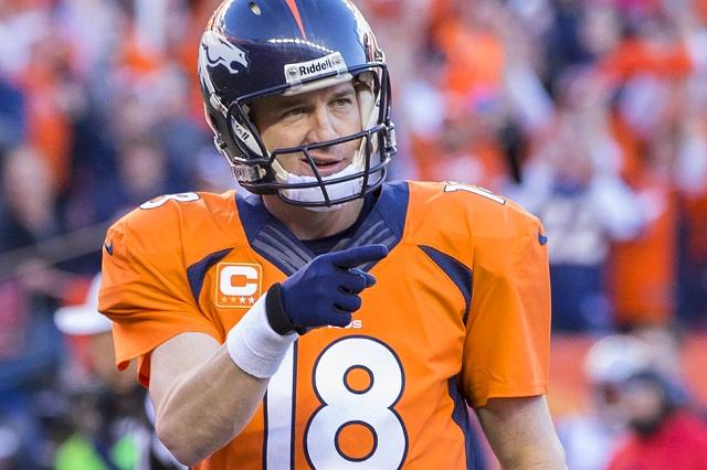 Rumbo al Super Bowl 50: Peyton Manning en números
