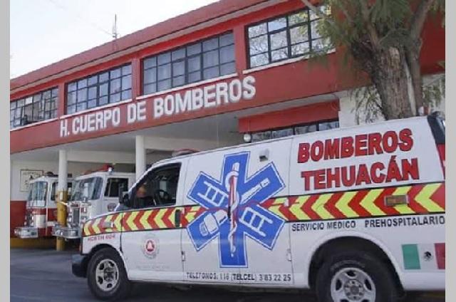 Confirman un caso de Covid y dos sospechosos en PC de Tehuacán