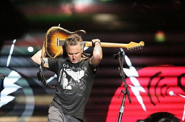 Pearl Jam dará concierto on line y te decimos dónde verlo