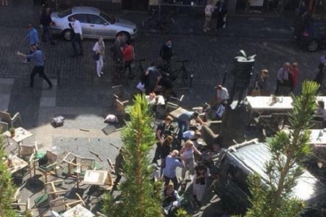 Se suicida el sujeto que mató con su vehículo a 3 peatones en Alemania