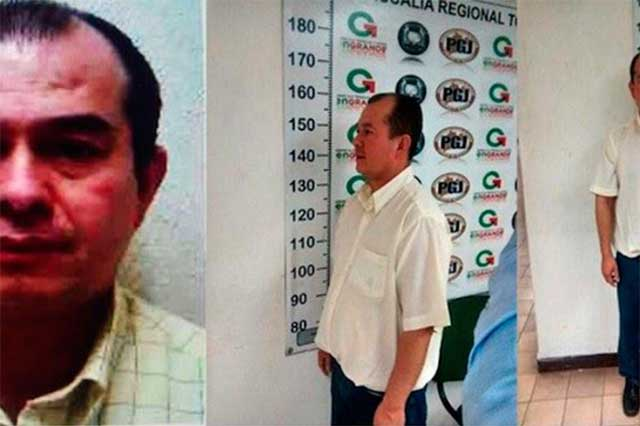 Dictan formal prisión en contra del pederasta de Tabasco