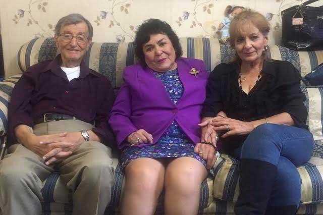 Muere Pedro Plascencia, el ex esposo de Carmen Salinas