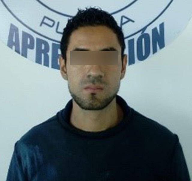 Cae en Puebla sujeto acusado de asesinato en San Luis Potosí