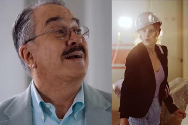 Pedrito Sola debuta como actor en tráiler de 'Veinteañera, divorciada y fantástica'