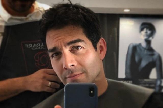 Revelan como se ve Omar Chaparro como Pedro Infante