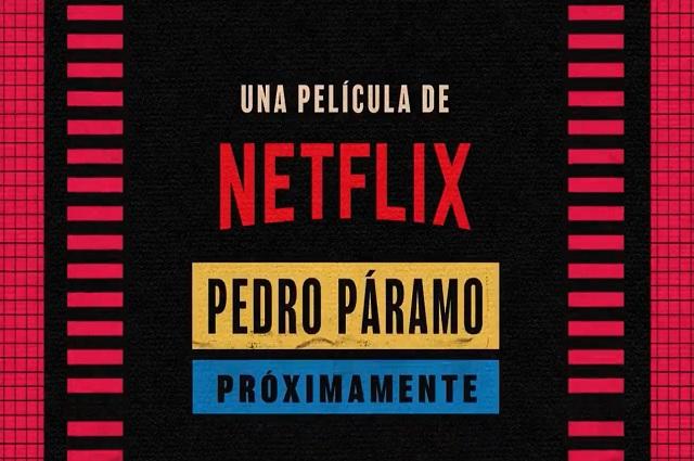 Netflix lanzará película de Pedro Páramo