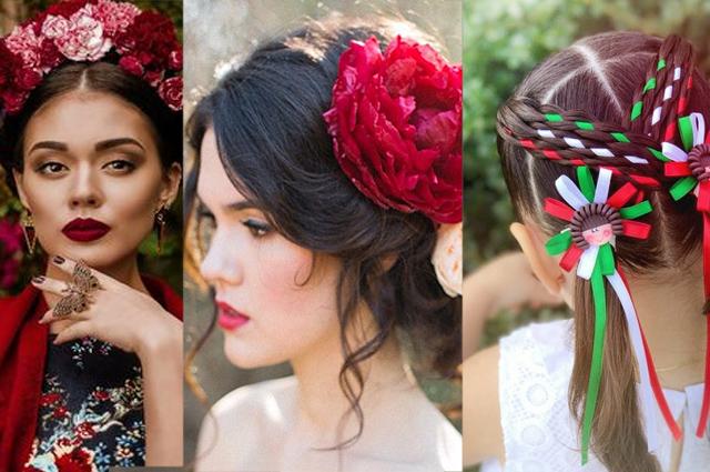 15 tipos de peinados para que grites Viva México el 15 de septiembre
