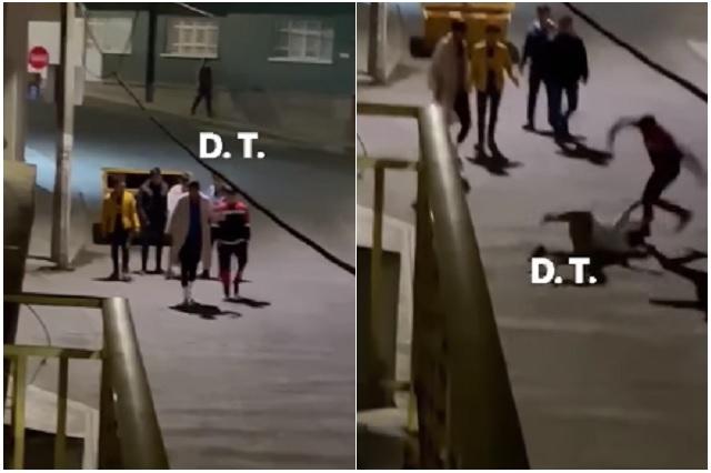 Jugadores de Leones Dorados se habrían ido a los golpes en calles de Teziutlán