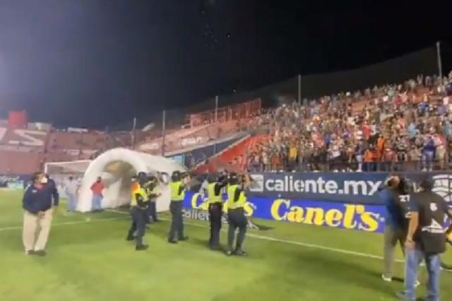 Atlético San Luis: un desastre en la cancha y en la tribuna