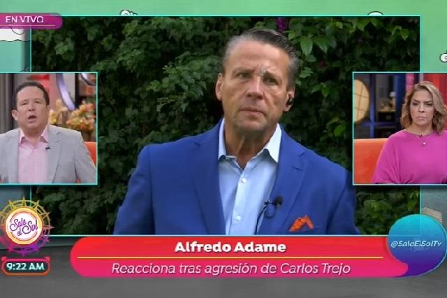 Pelea del siglo entre Alfredo Adame y Carlos Trejo se cancelaría