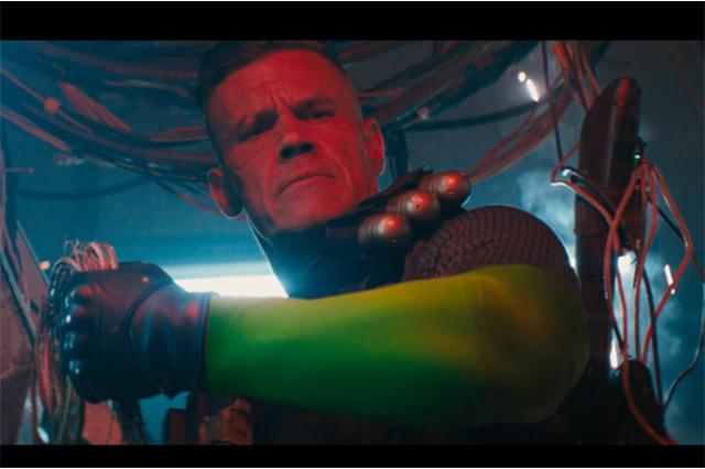 Estrenan tráiler de Deadpool 2 con Cable como protagonista