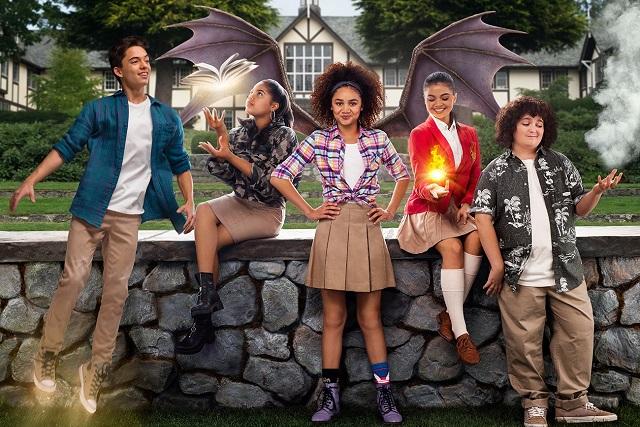 Disney estrena el 5 de marzo película Upside Down Magic: Escuela de Magia