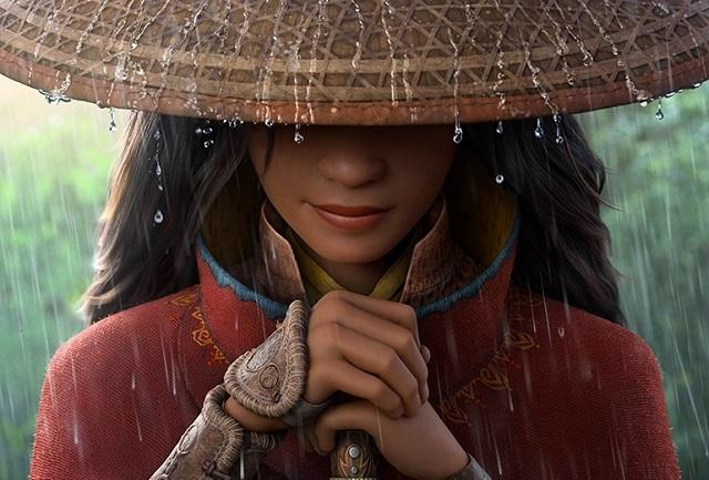 Disney estrena tráiler y poster de Raya y el último dragón