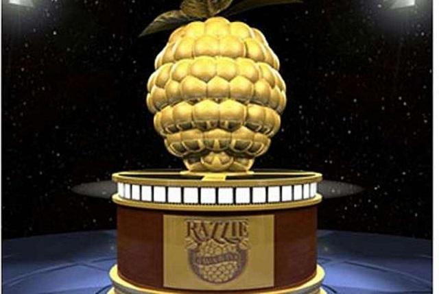 Aquí las películas nominadas a los Razzie, lo peor del cine en 2017