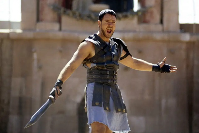 Foto / Película El Gladiador