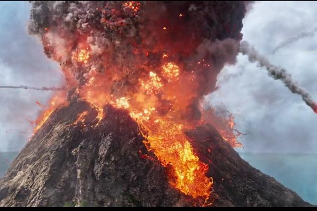 De esto trata la película Fuego en el cielo