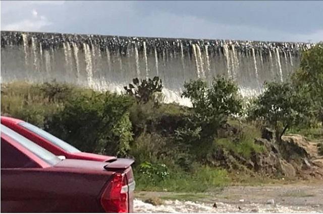 Peligro por 75 presas a punto de desbordarse, alerta Conagua