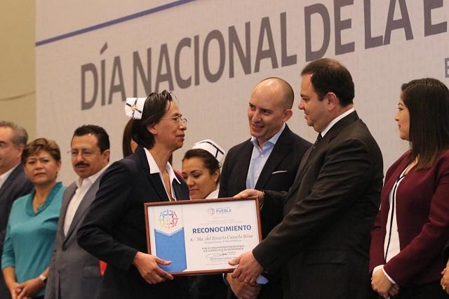 Garantizar servicios de salud, encomienda de Alonso que se cumplirá: Rodríguez Almeida