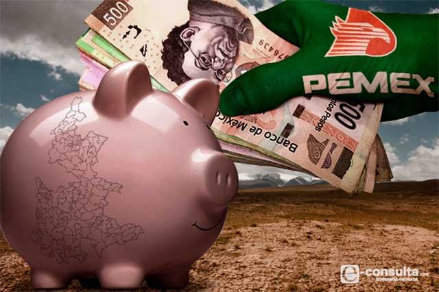 Donativos de Pemex crecen 78% para Puebla pese a huachicol