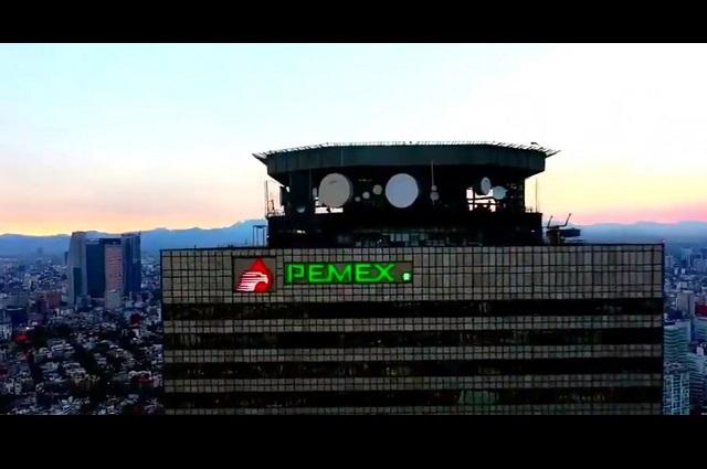 Caen 16.3 % exportaciones de Pemex en primeros diez meses de 2019