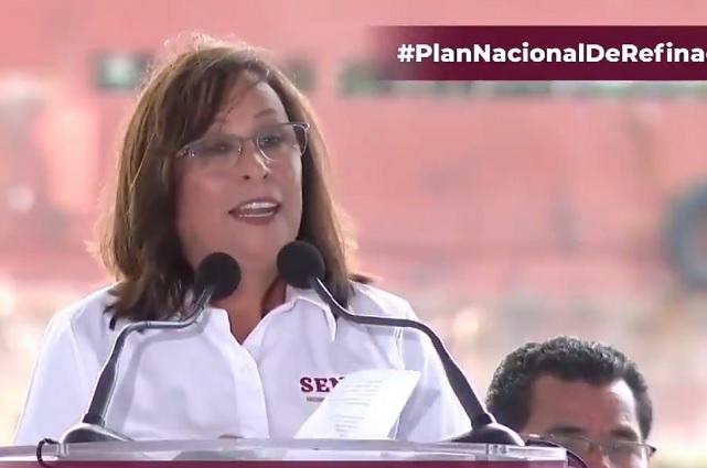 Pemex no pagará rescate de 5 mdd a hackers, dice Rocío Nahle