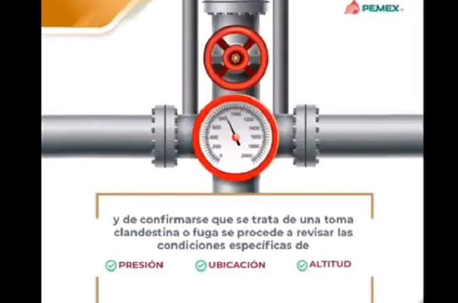 Pemex justifica cierre de ductos para combatir huachicol