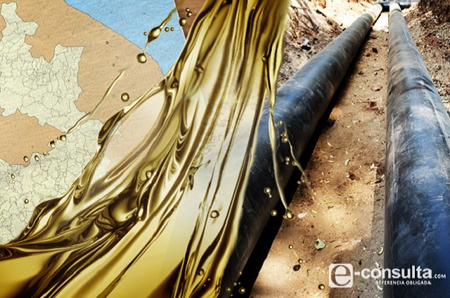 Dan sólo 9.9 mdp a municipios poblanos por extraerles petróleo