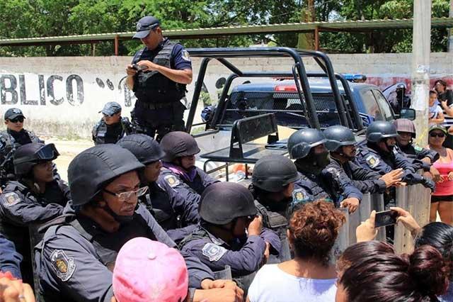 Ajustan en 28 el número de muertos en riña en el penal de Acapulco