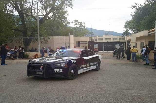 Reportan disparos esporádicos en el penal de Ciudad Victoria