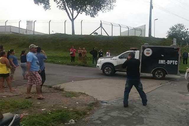 Durante riña en penal de Brasil, decapitan y queman a reos
