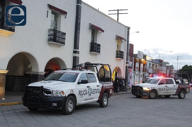 Riña en el Cereso de Huejotzingo deja 3 heridos leves