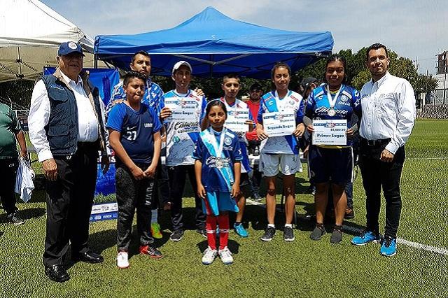 Termina el Torneo de Penaltis Puebla Sin Fronteras
