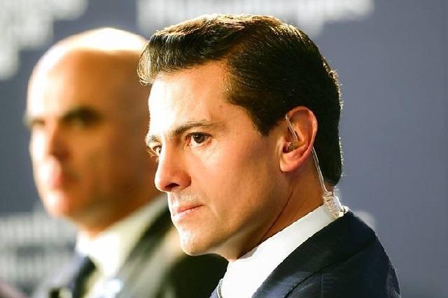 Peña Nieto responde de forma épica a joven que le dijo suegro