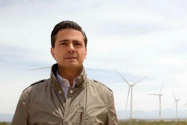 Peña Nieto regresa a Instagram para felicitar a su hijo