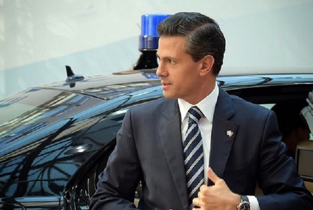 Foto Twitter / Enrique Peña Nieto