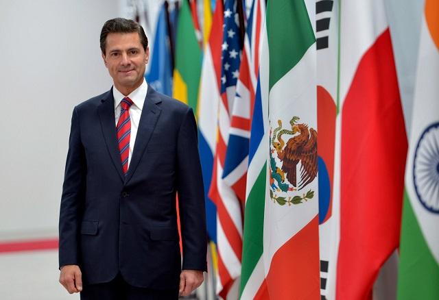 Foto / Facebook / Enrique Peña Nieto