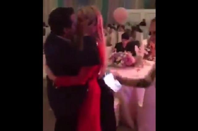 Video viral: Peña Nieto roba beso a Tania Ruiz al ritmo de cumbia