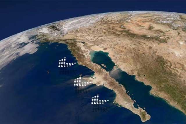 Península de Baja California se deforma y desplaza 4 centímetros al año